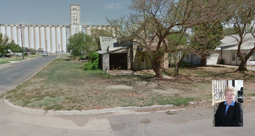 Two Lots, ONE PRICE, Alva OK (Woods Co)