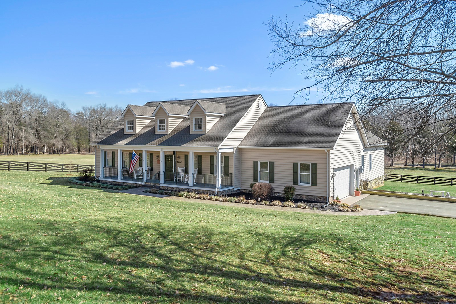 Luxury Horse Farm For Sale in Fauquier Co, VA
