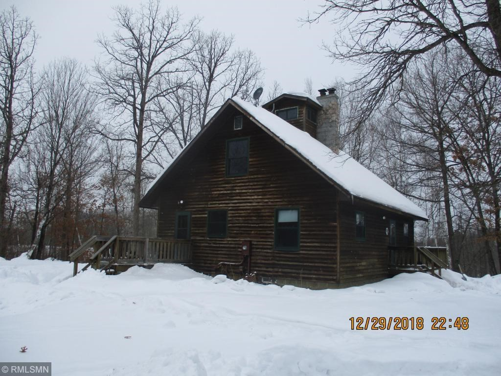 Riverfront Home or Cabin with Acreage For Sale Sturgeon Lake