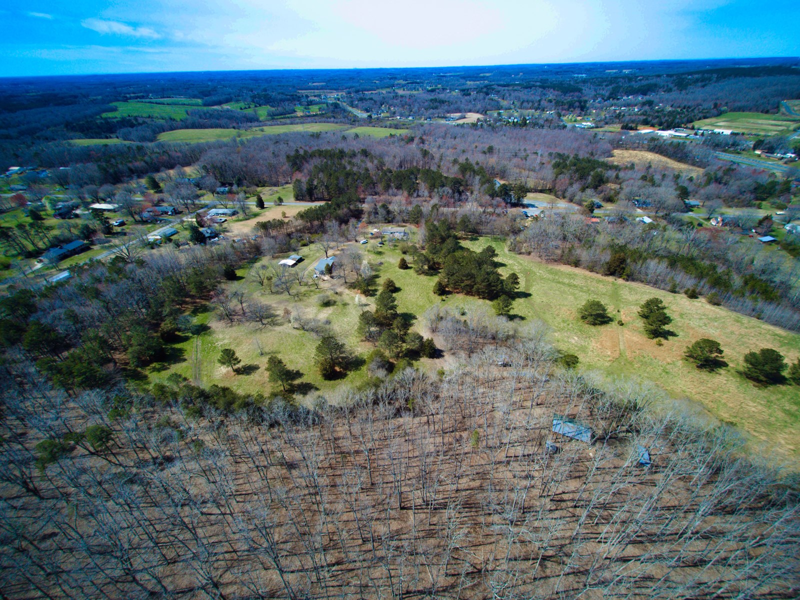 Acreage For Sale in Stanly County NC
