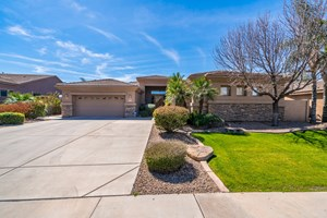 5 BEDROOM GILBERT AZ HOME WITH POOL FOR SALE AT AUCTION