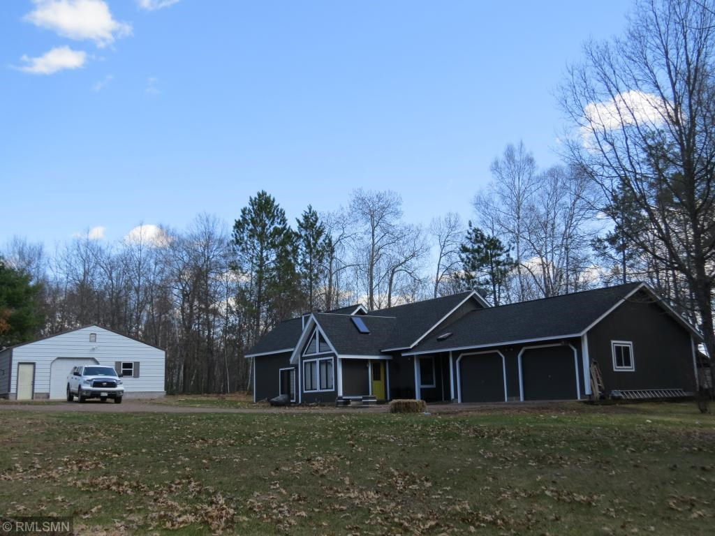 Lake Home For Sale Home with Sturgeon Lake Frontage, MN