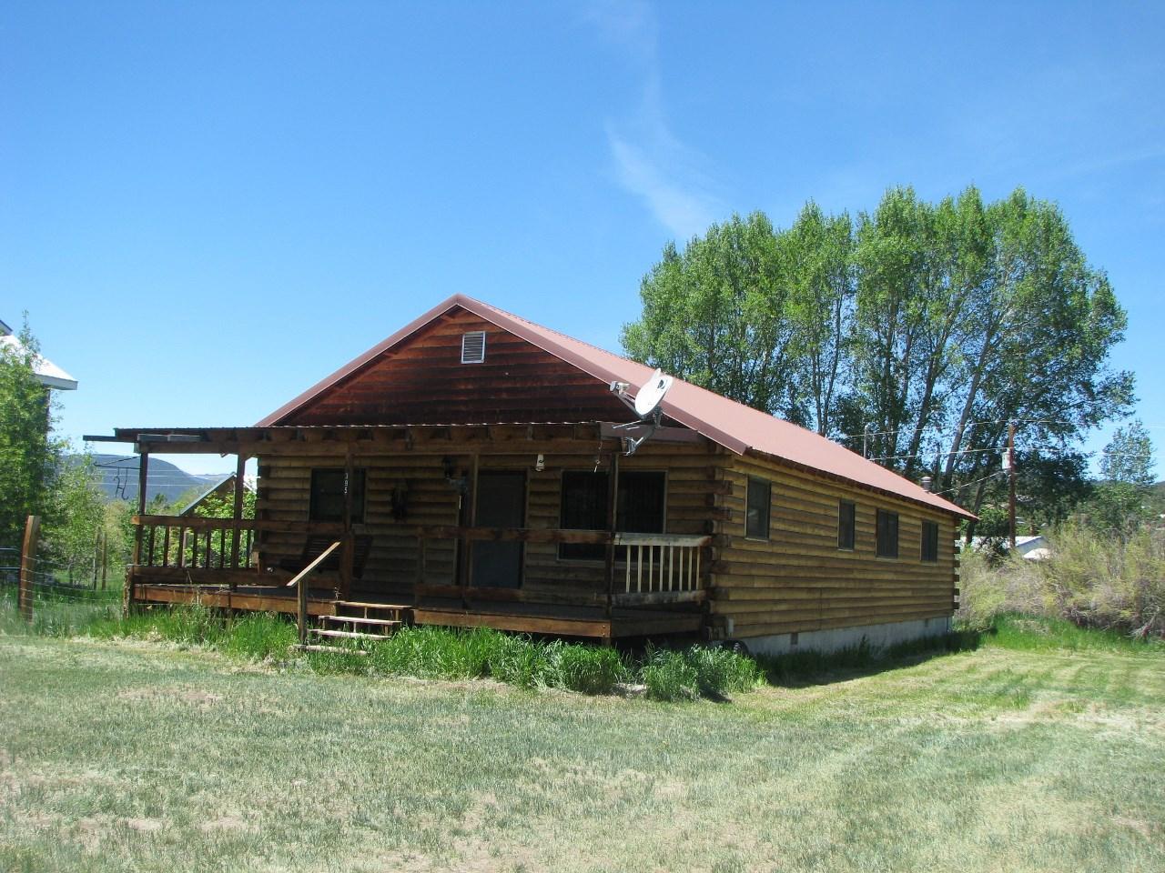 COLORADO MOUNTAIN HOMES FOR SALE