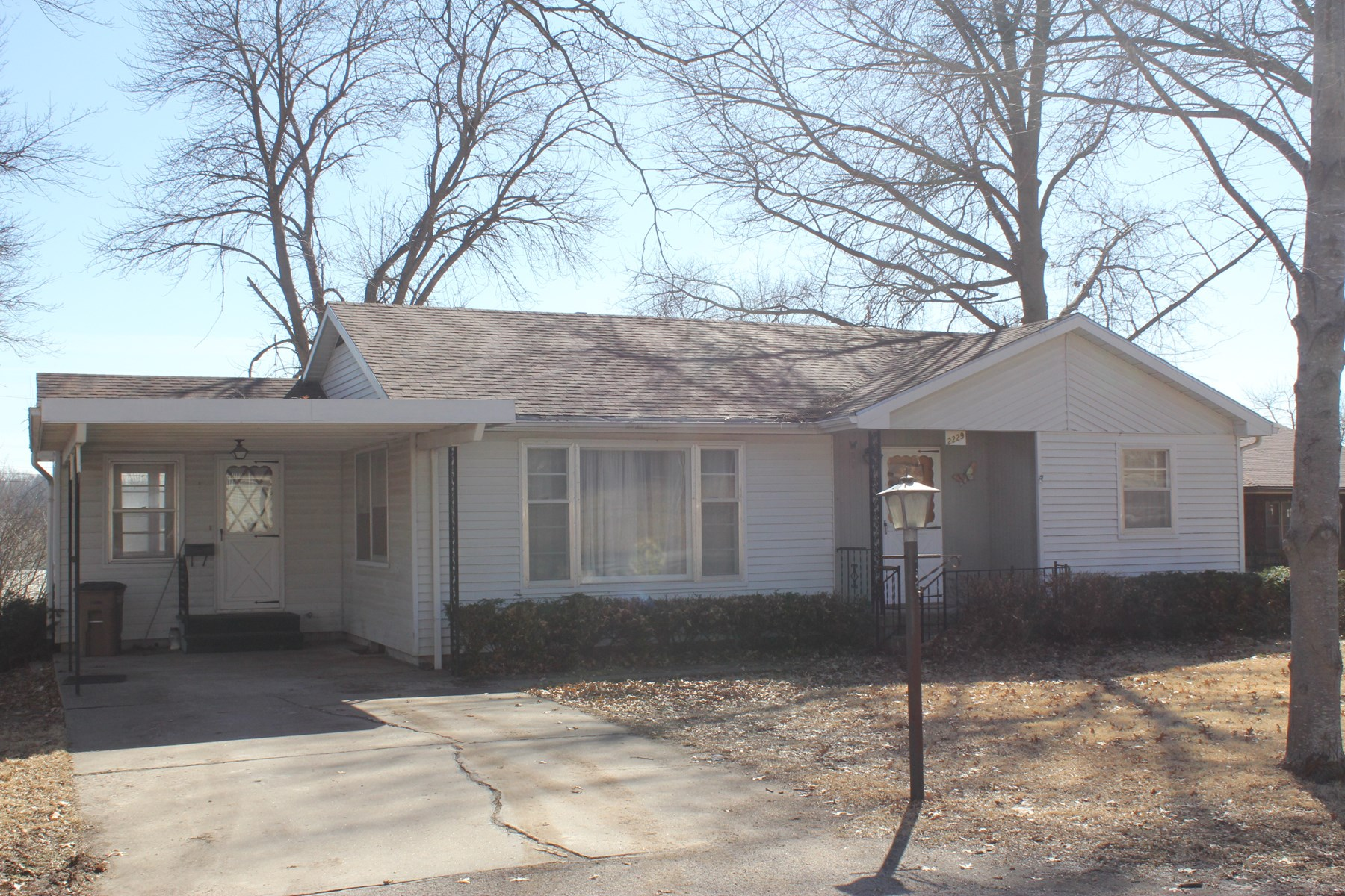 Ranch Home 2 Bedroom 2 Bath Atchison KS