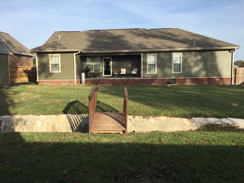 3 BEDROOM 2 BATH HOME FOR SALE IN BATESVILLE, AR