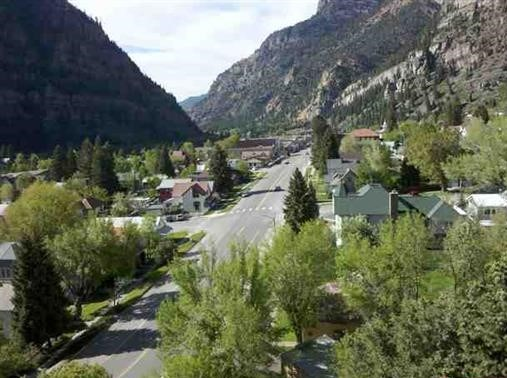 Lot For Sale in Town, Ouray, Colorado