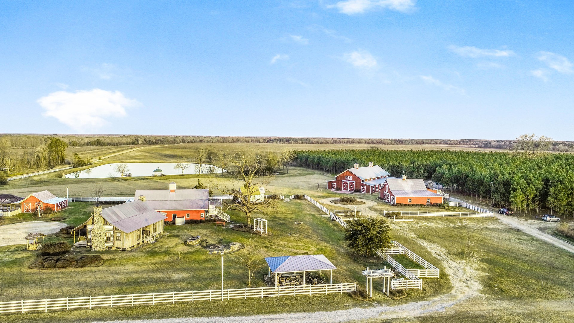 106+/-Acre Upscale Farm Venue with Motivated Seller