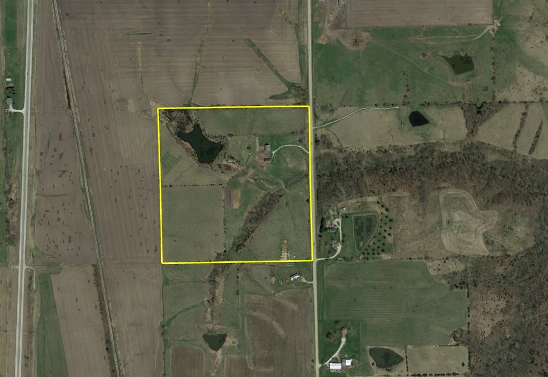 Pasture & CRP Land for Sale in Monroe County