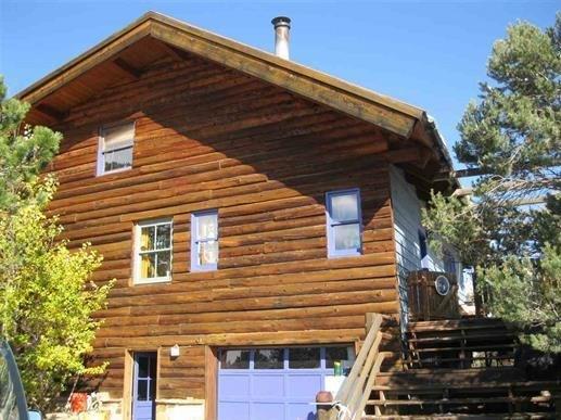 Log Home For Sale Ridgway Colorado