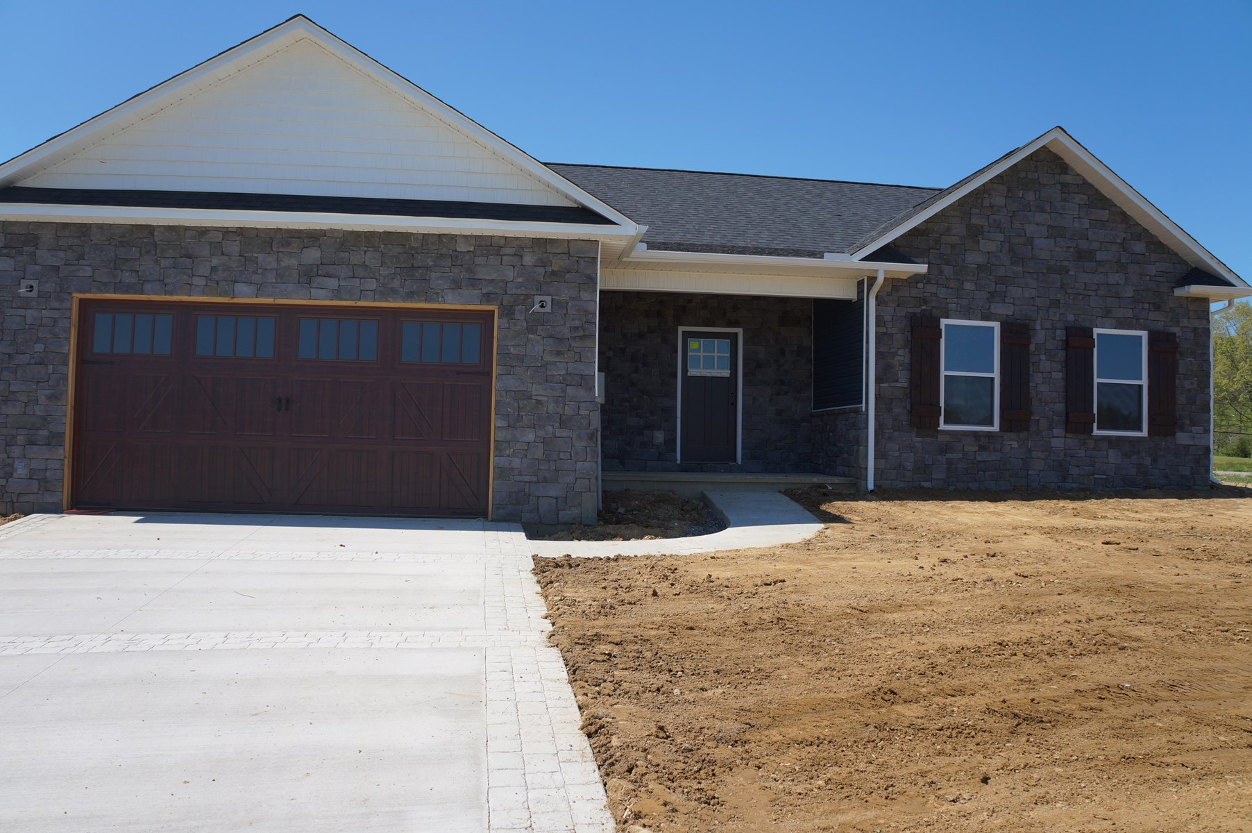 NEW CONSTRUCTION IN BEAN STATION, TN