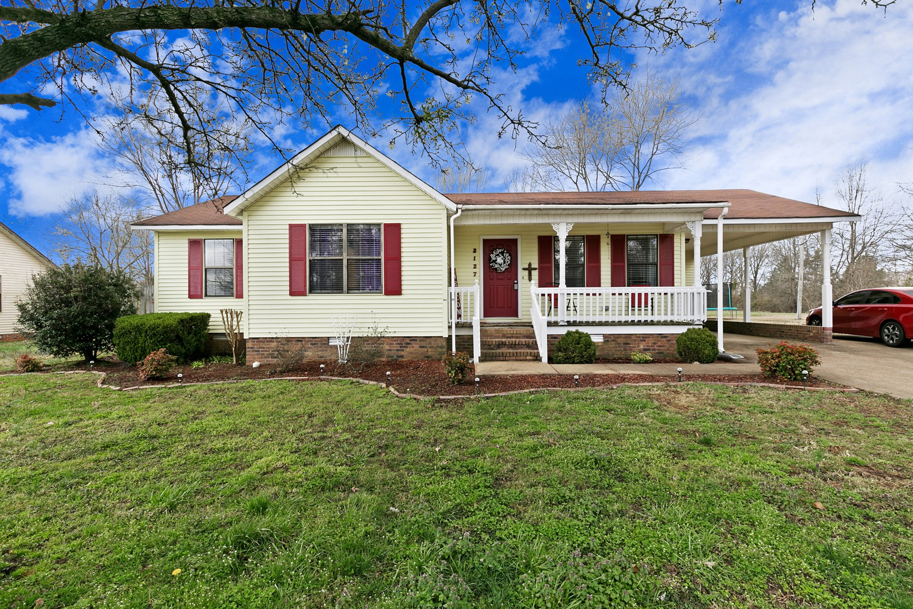 3BR / 2BA Home for Sale Near Schools in Milan, Tennessee
