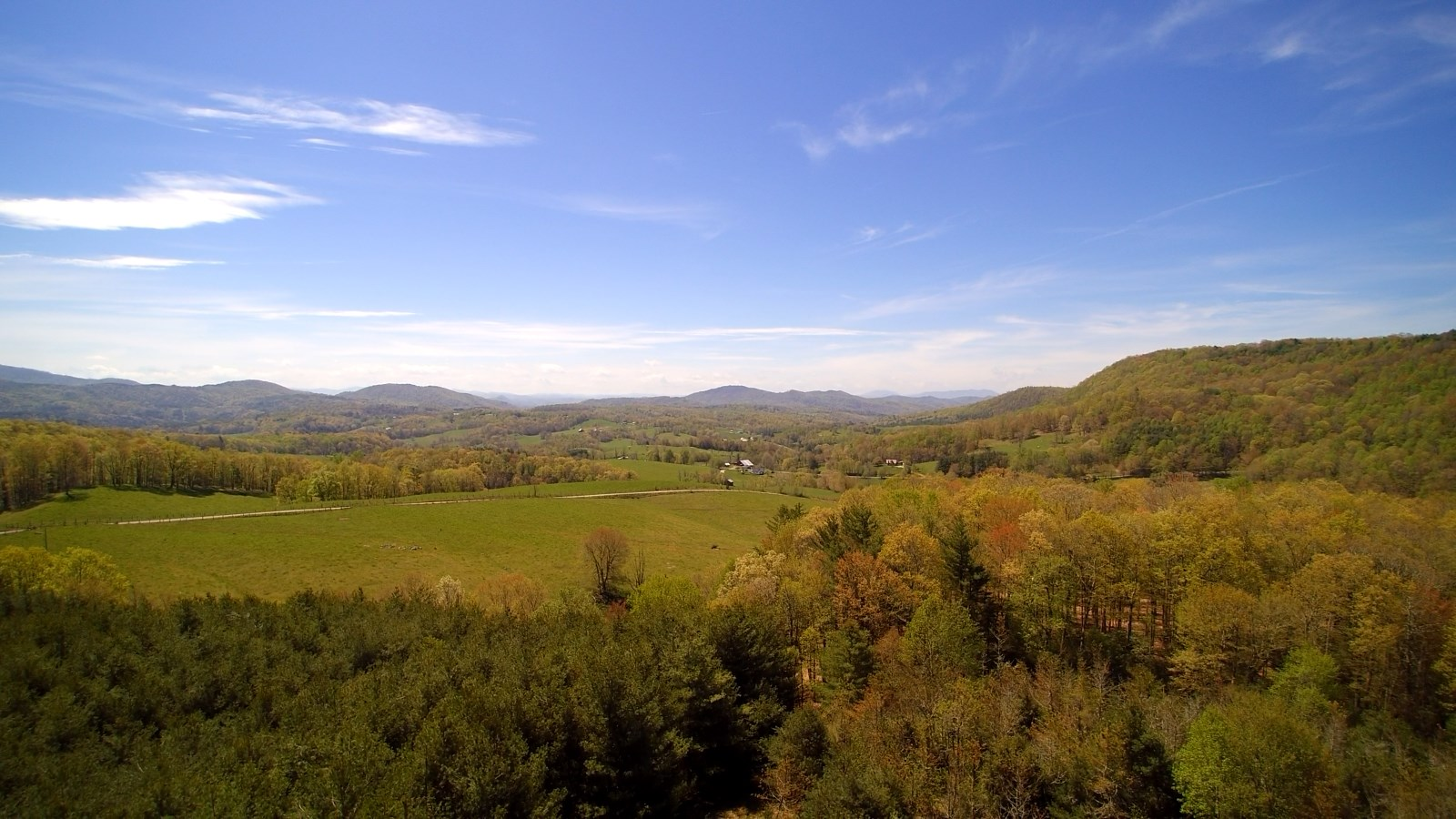 Acreage Close to Jefferson National Forest and Horse Trails
