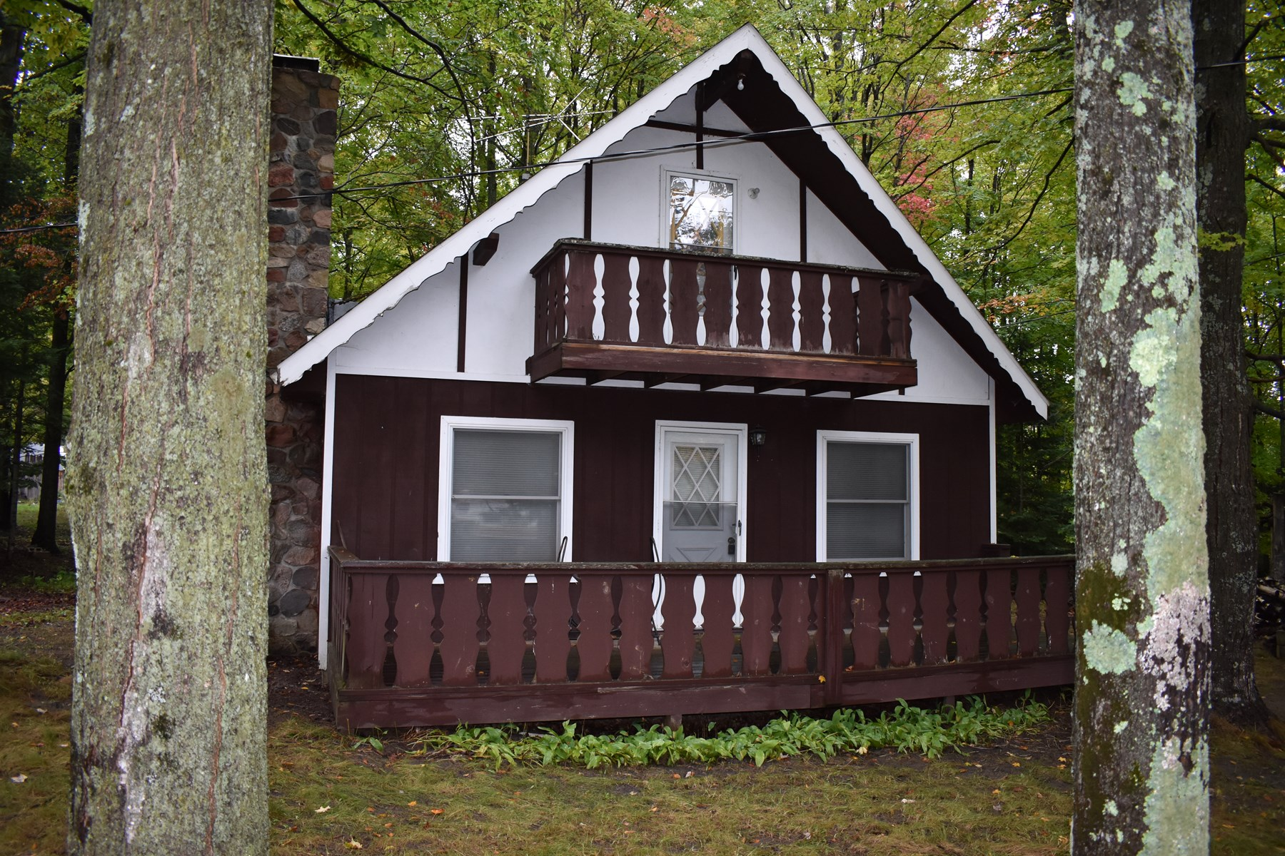 Hillman MI Home For Sale, Hunting Property, State Land