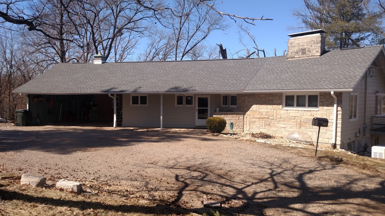 Ranch Style Home, on Quiet Dead End Street in Keokuk IA