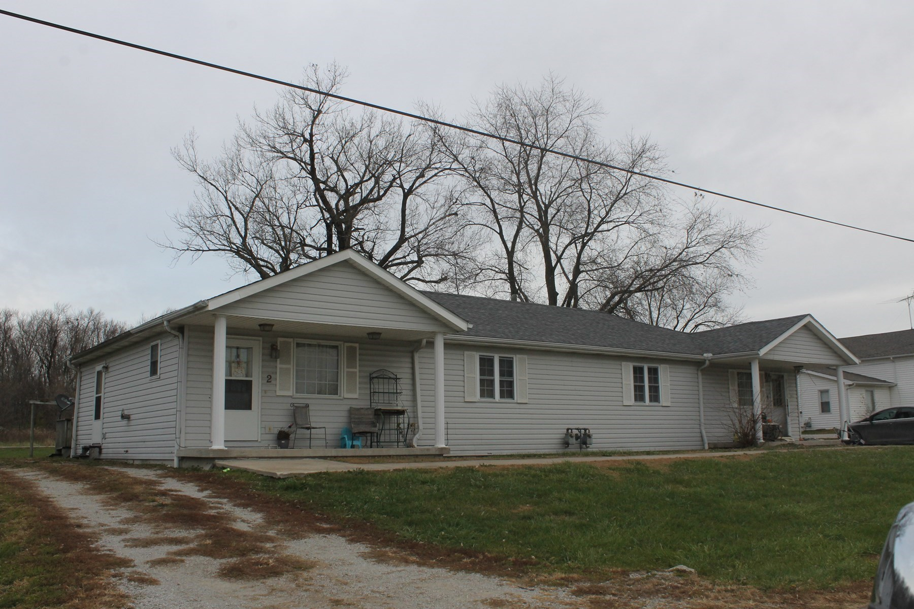 INVESTMENT OPPORTUNITY - HAMILTON MO DUPLEXES FOR SALE