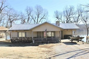 LAKEFRONT HOME FOR SALE IN CHEROKEE VILLAGE, AR