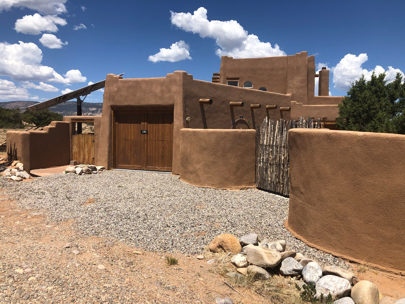 Off Grid Home For Sale near Abiquiu Lake w/ magnificent view