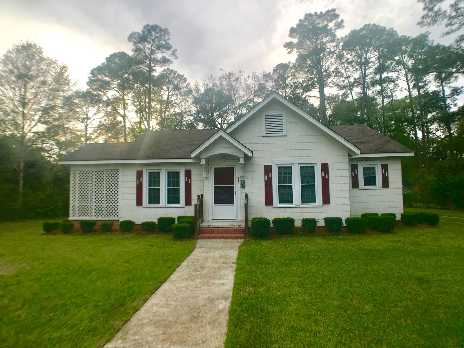 4 bedroom / 2 bathroom home in town Geneva, AL for sale