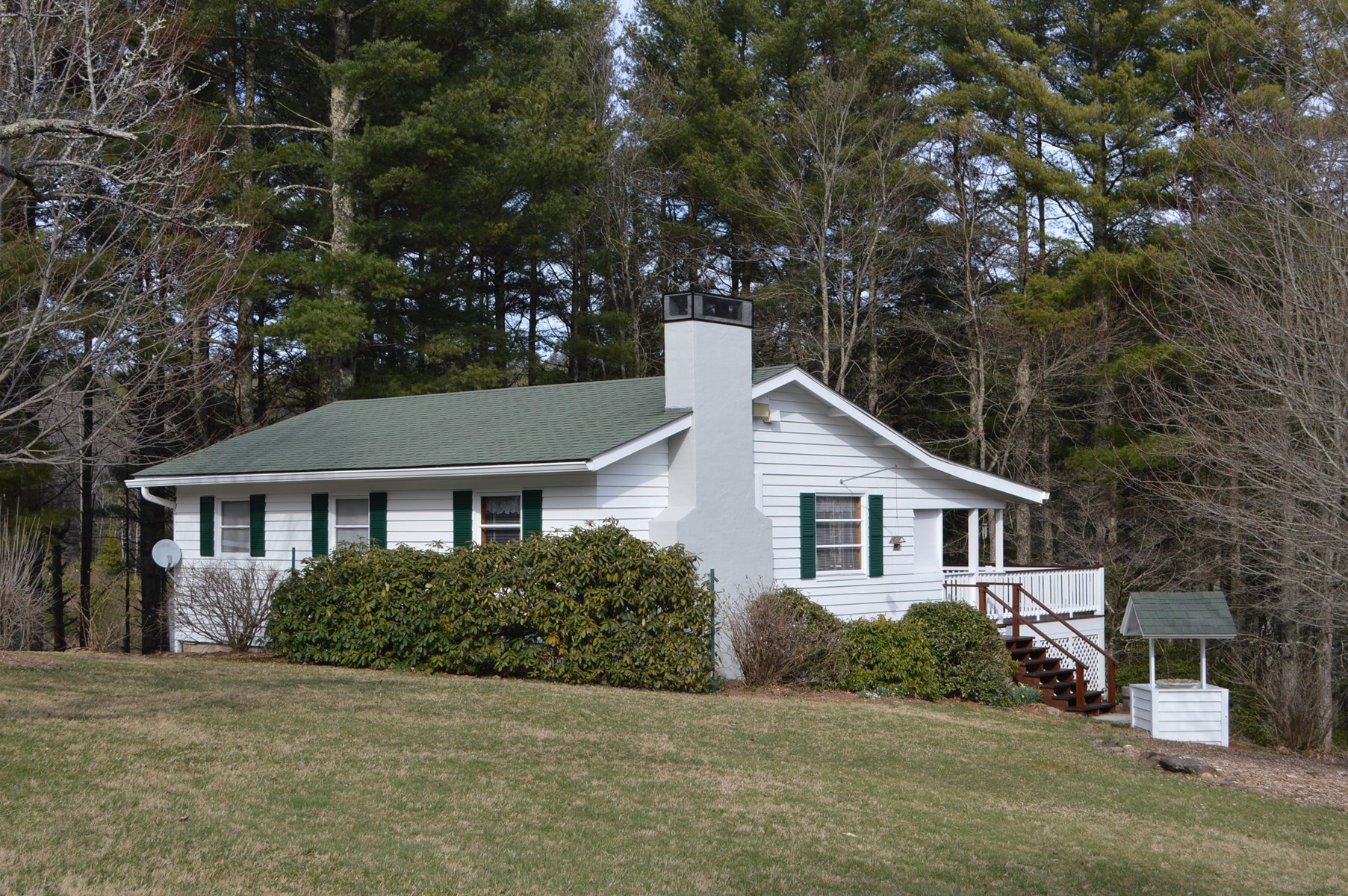 Quaint Home for Sale on 19.18 Acres +/- Large Pond