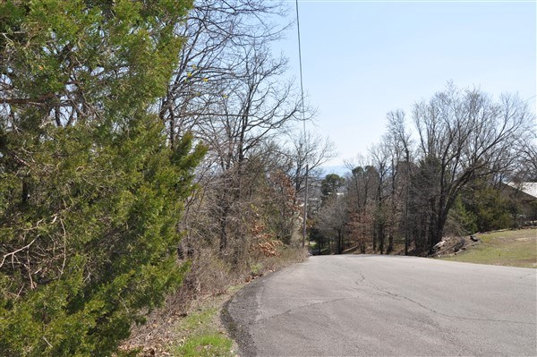 LAND FOR SALE OVERLOOKING POTEAU, OKLAHOMA
