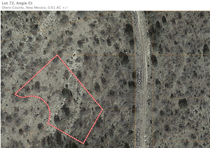 HUNTING LOT NEW MEXICO FOR SALE