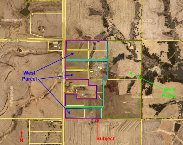 145 Acres of Previously Platted Acreage Lots, Hunting Ground