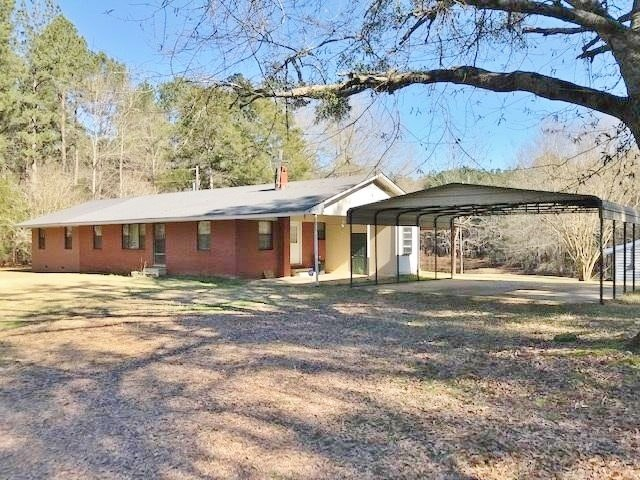 Hunting Camp, River Front Land for Sale Attala County, MS