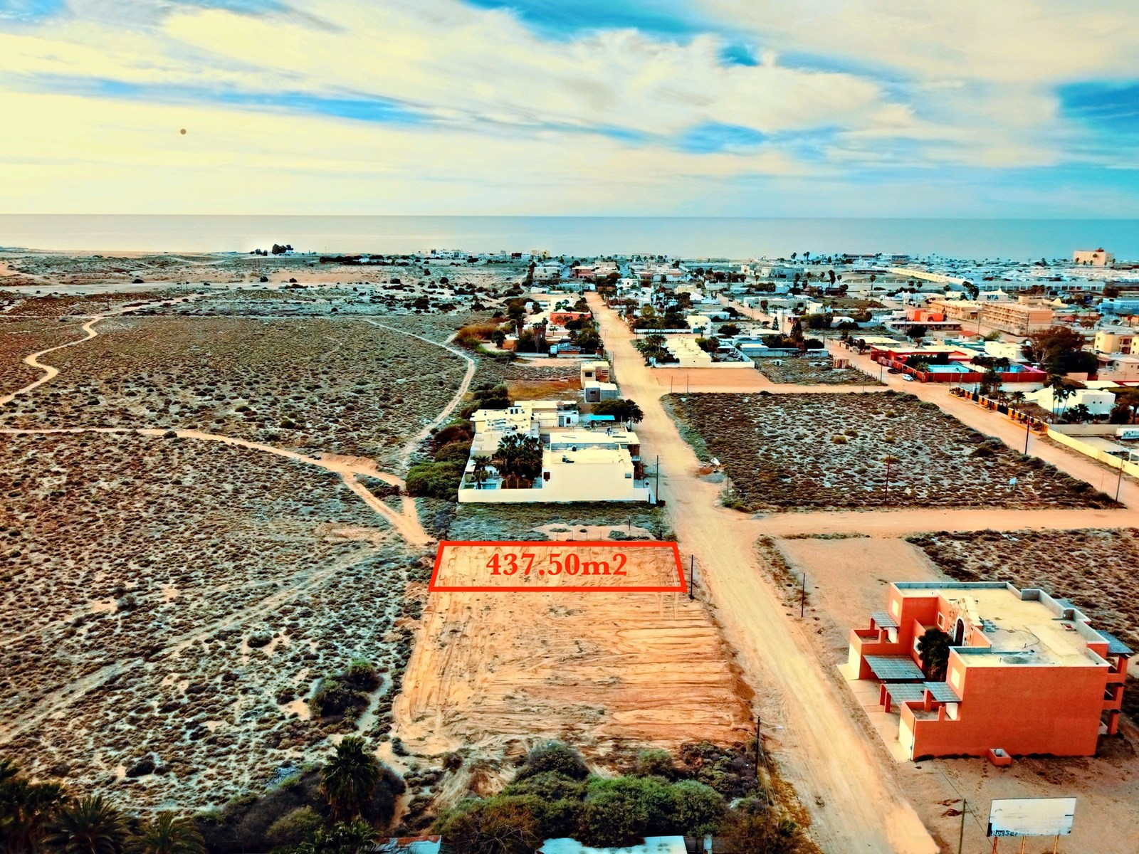 Lot For Sale El Mirador Puerto Peñasco Rocky Point Mexico