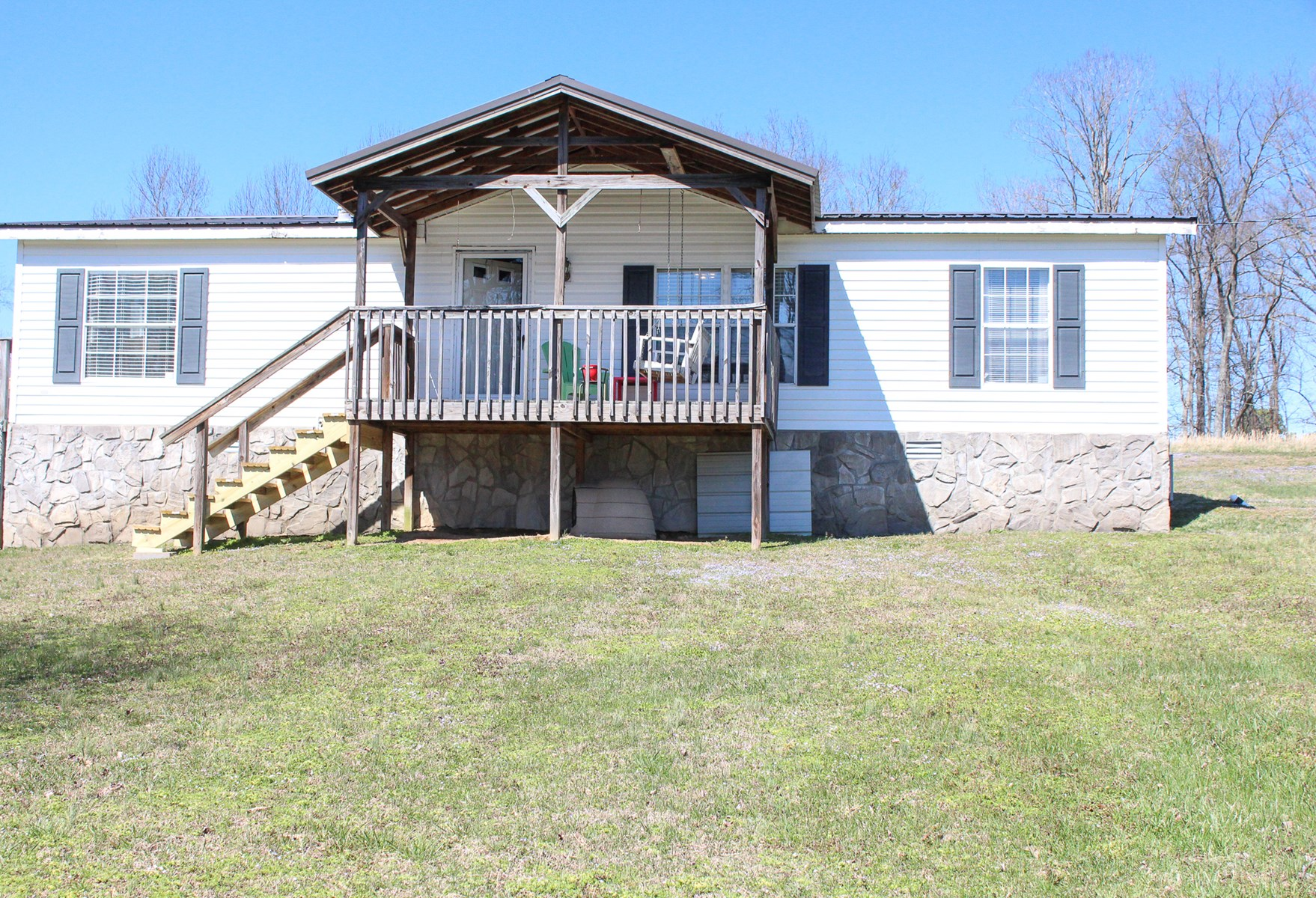 Manufactured-Mobile home with Acreage, Maury County, Mt. Ple