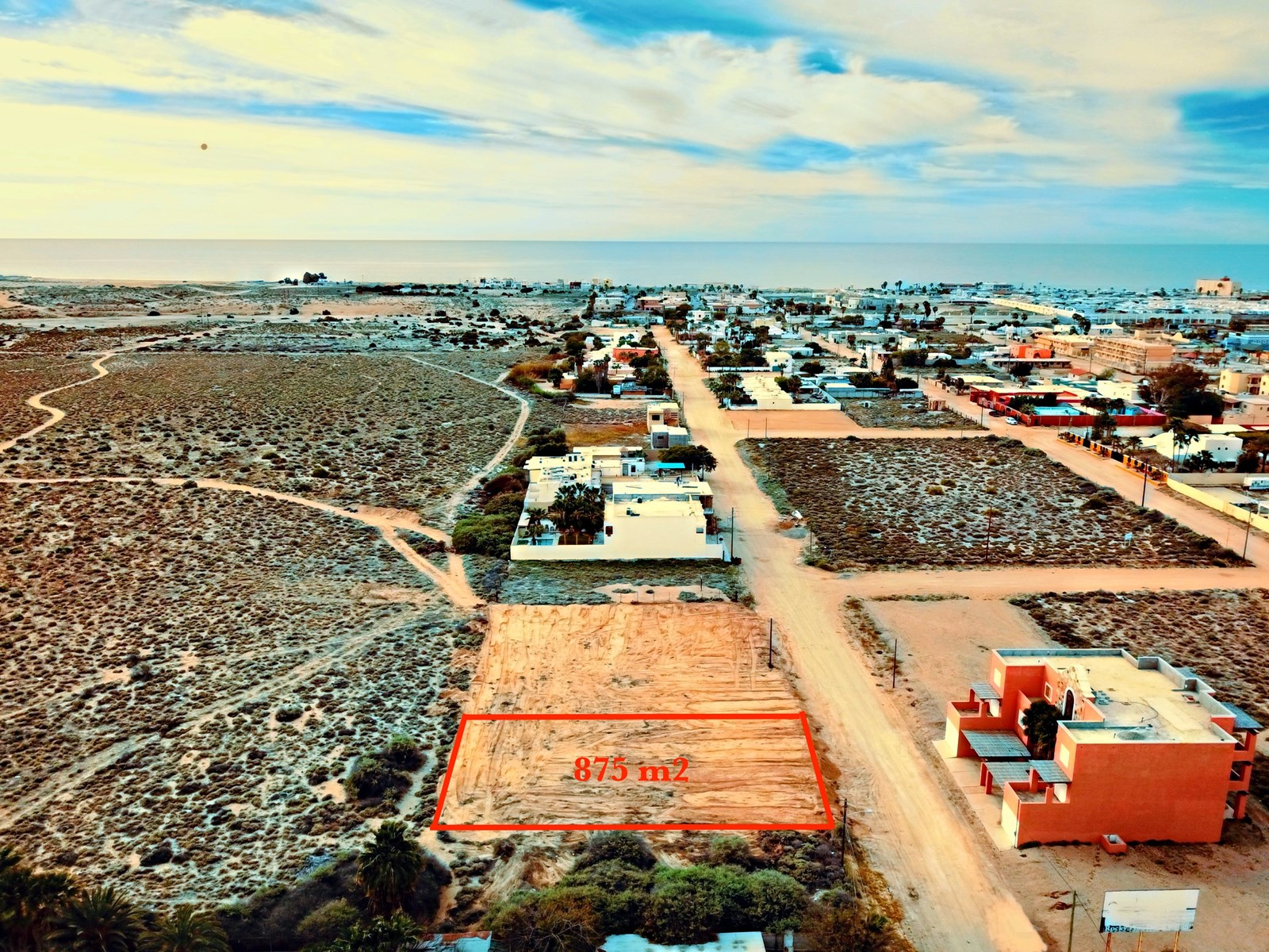 Lot for Sale in El Mirador Puerto Peñasco Rocky Point Mexico
