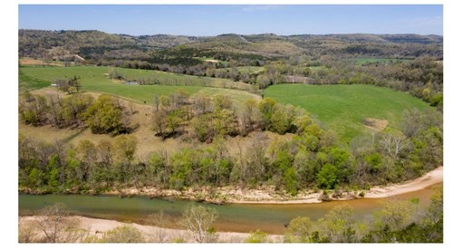 RIVER FRONT FARM INVESTMENT  PROPERTY FOR SALE IN ARKANSAS