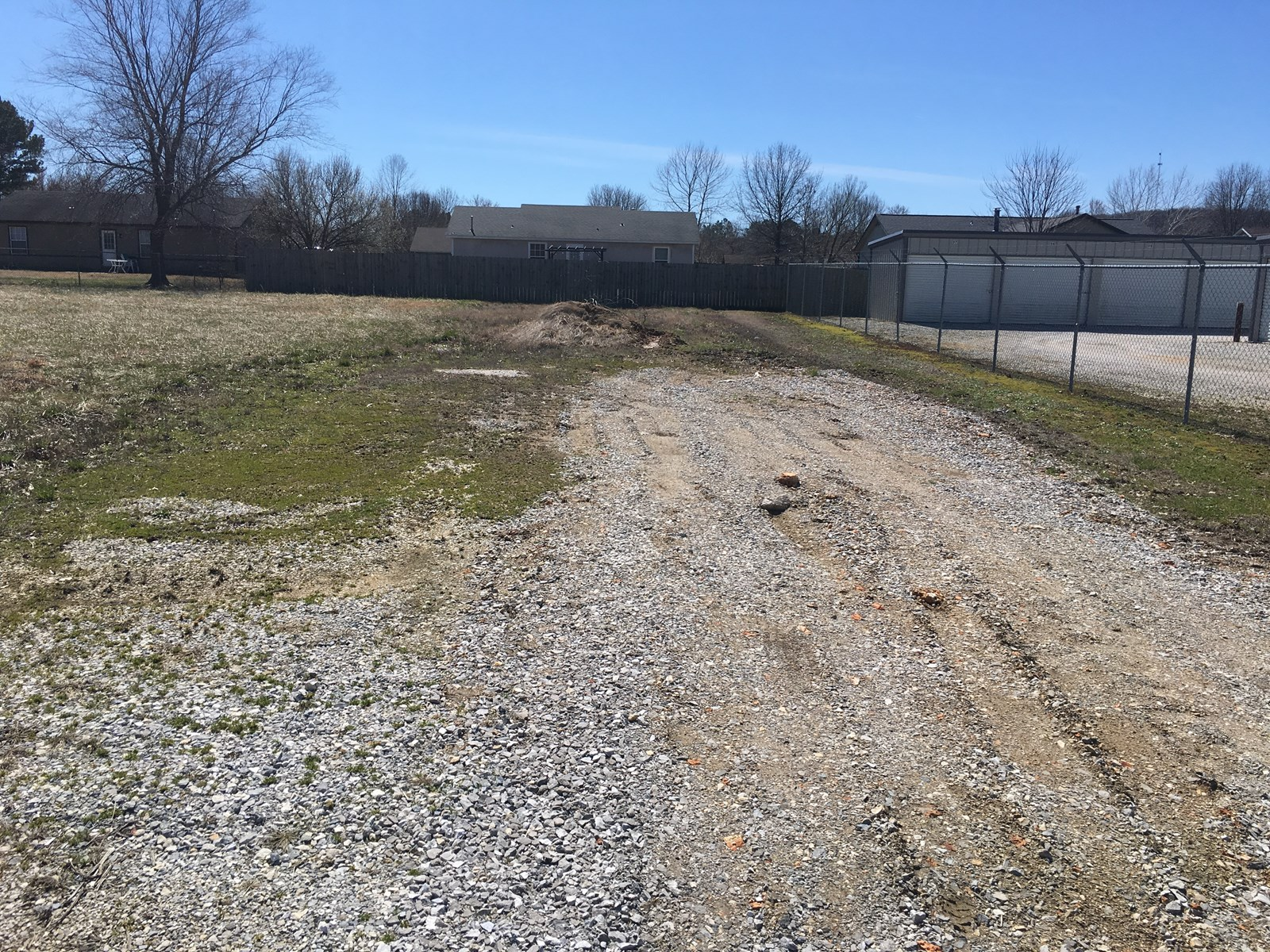 Elkins Arkansas Commercial Lot For Sale