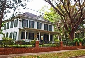 HISTORIC NORTH FLORIDA HOME IN CHARMING MONTICELLO