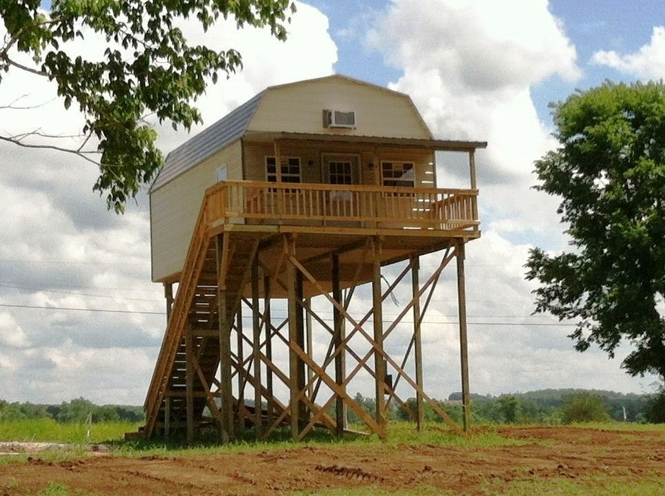 Spring River Cabin For Sale In Arkansas