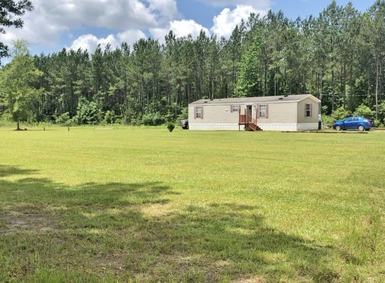 Mobile Home 31 Acres Near Desoto National Forest, Wiggins MS