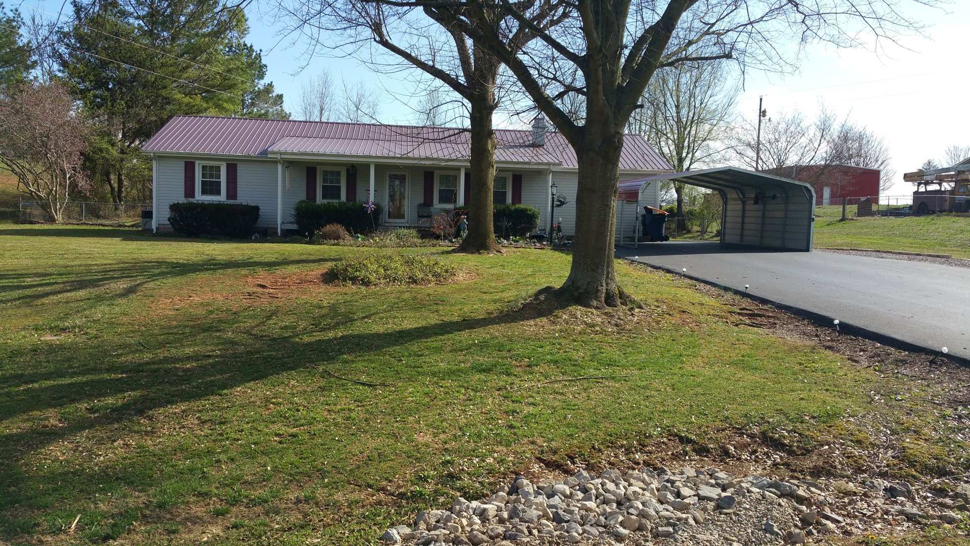 3 bedroom 2 bath Country Home for Sale near Franklin Ky.