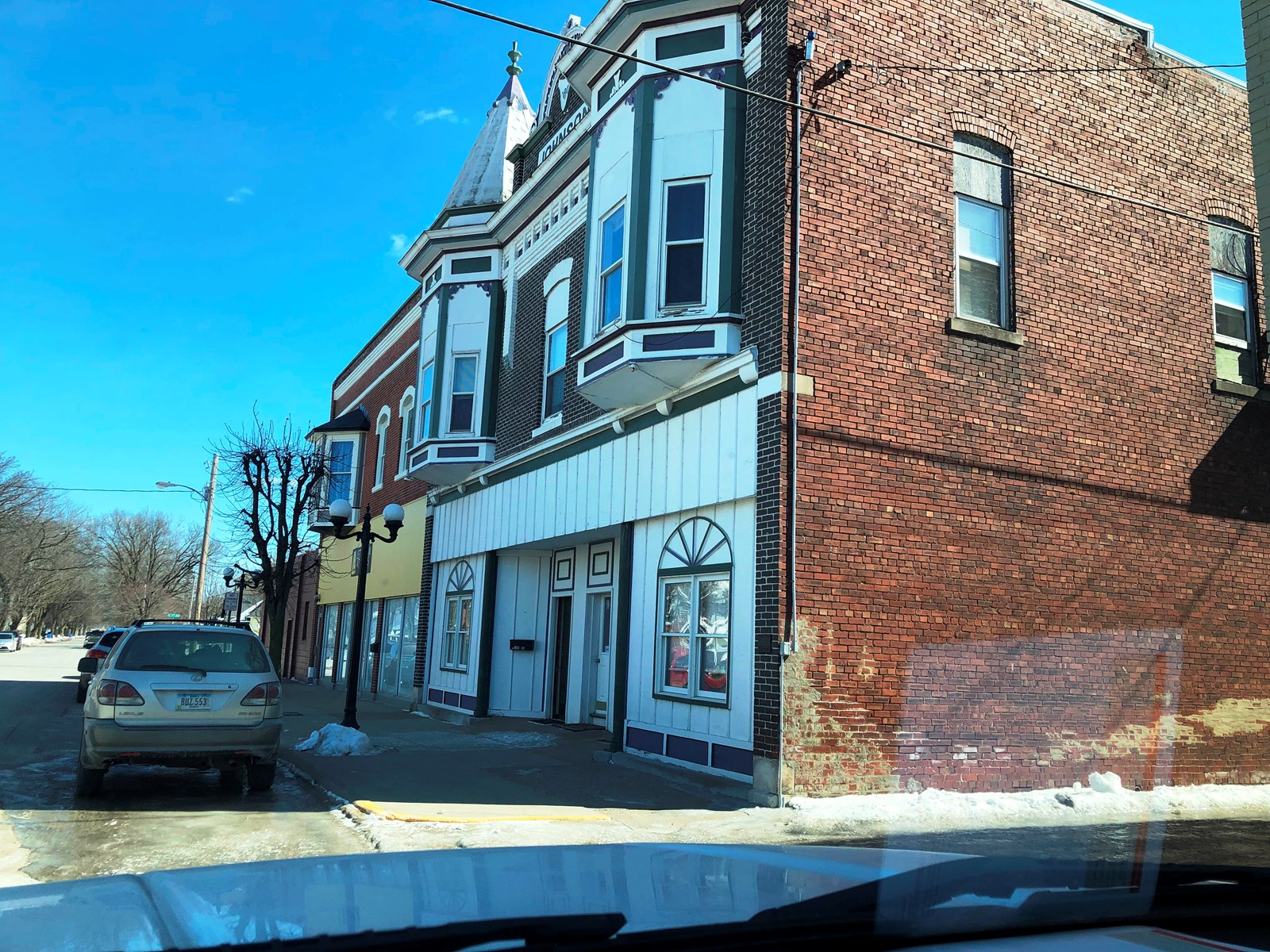 Apartment Buidling for Sale, Albia, IA