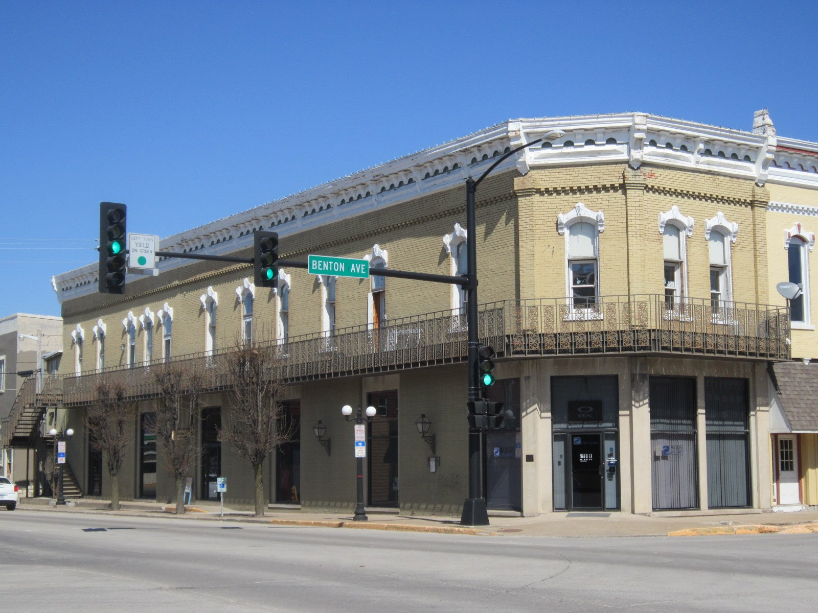 Apartment  & Office Building for Sale, Albia, IA
