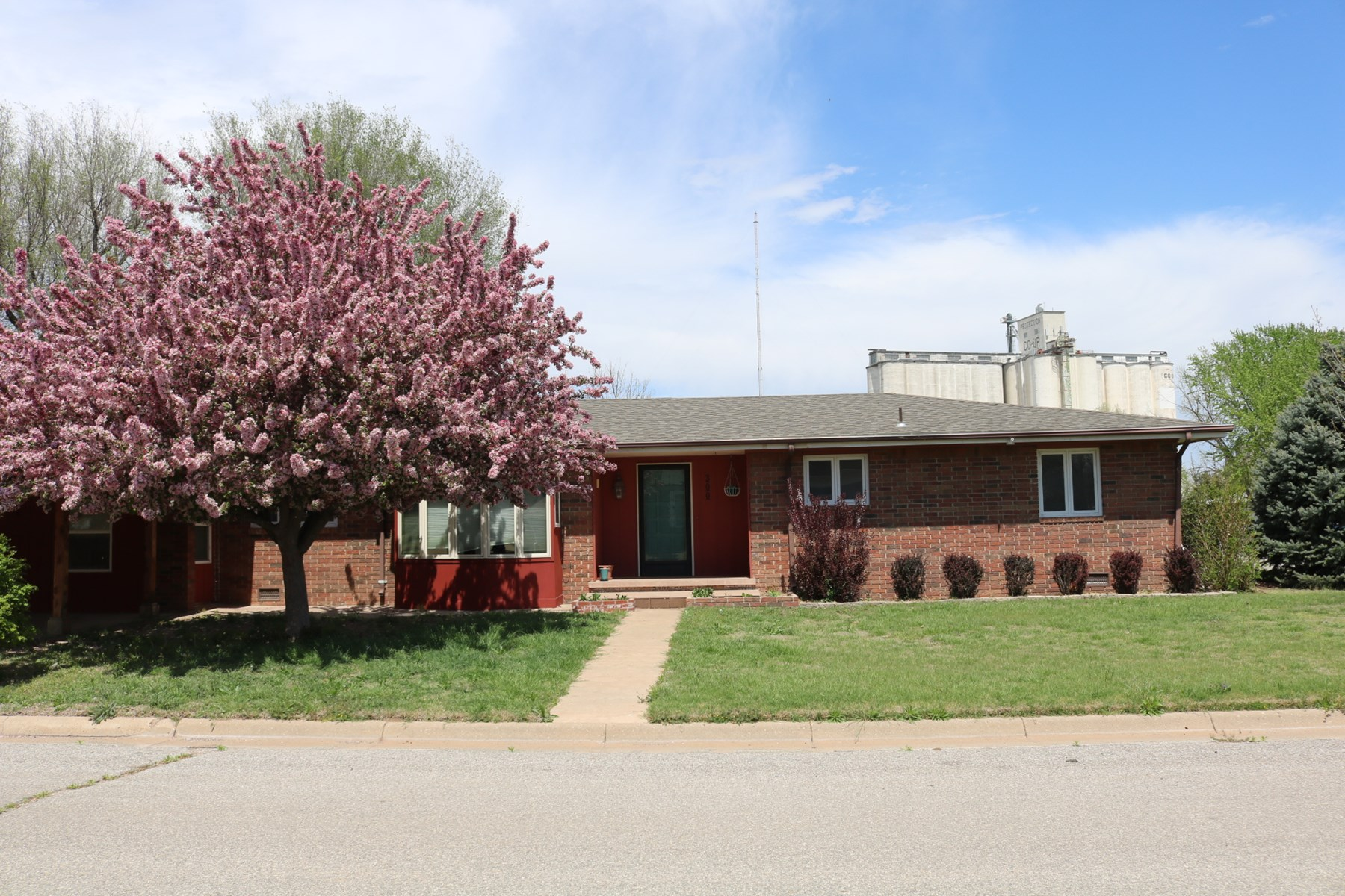 Brick Ranch Style Home For Sale In Protection, Kansas