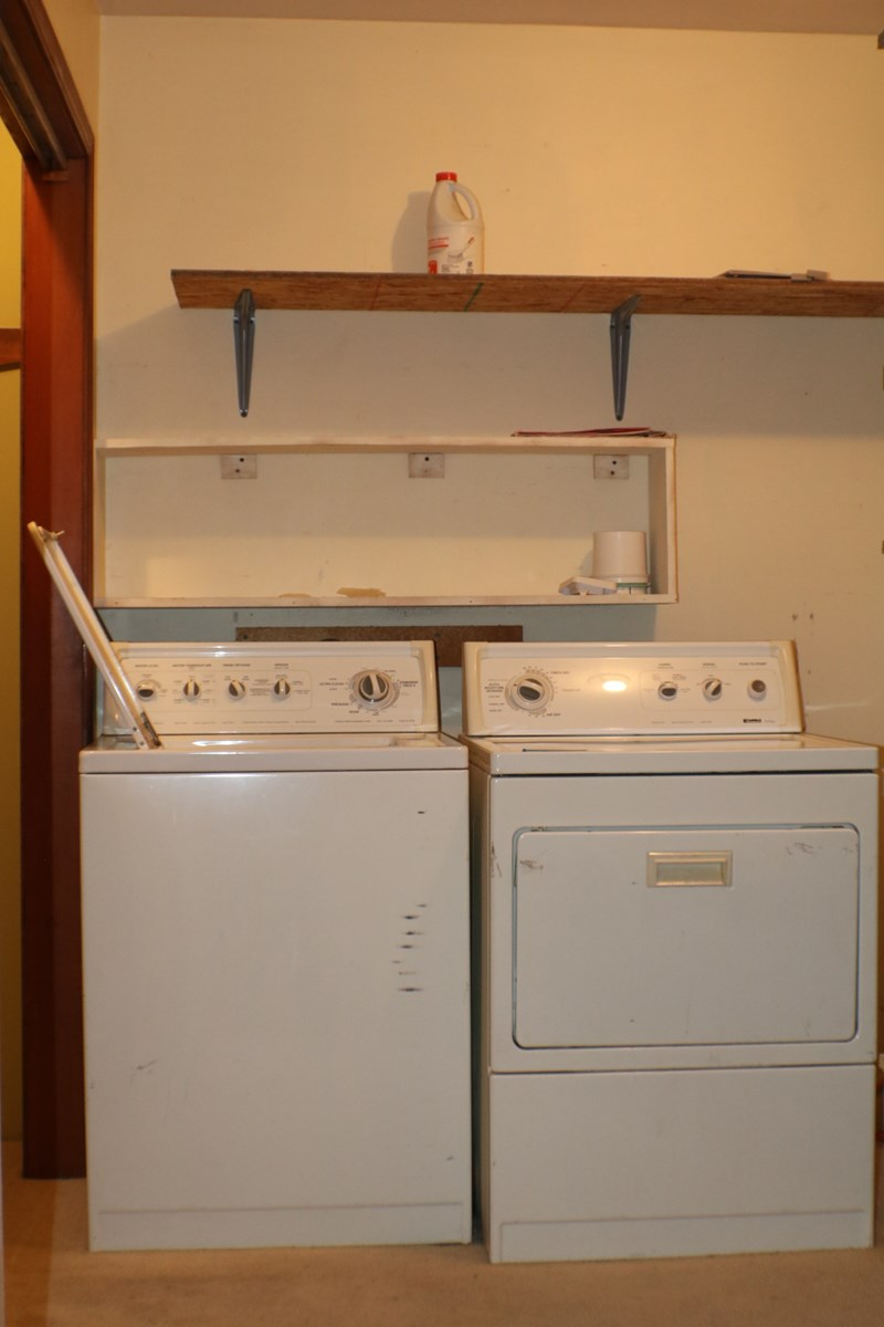 washer /dryer included