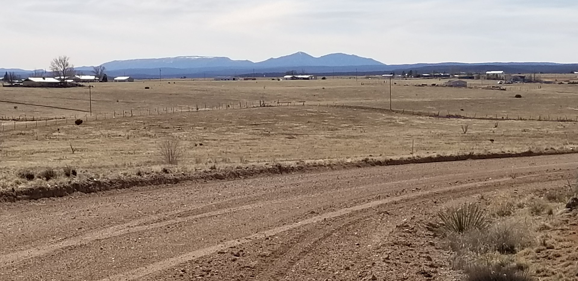 3 Ac Tract For Sale Moriarty NM with Owner Financing