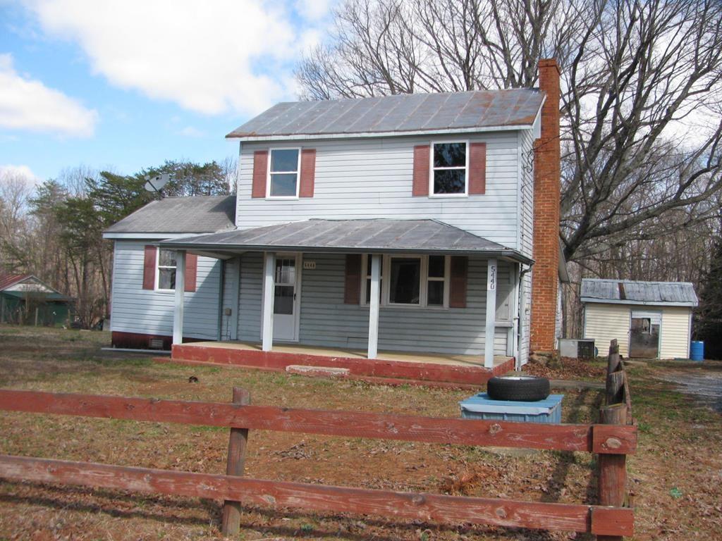Country Living In Pittsylvania County, VA