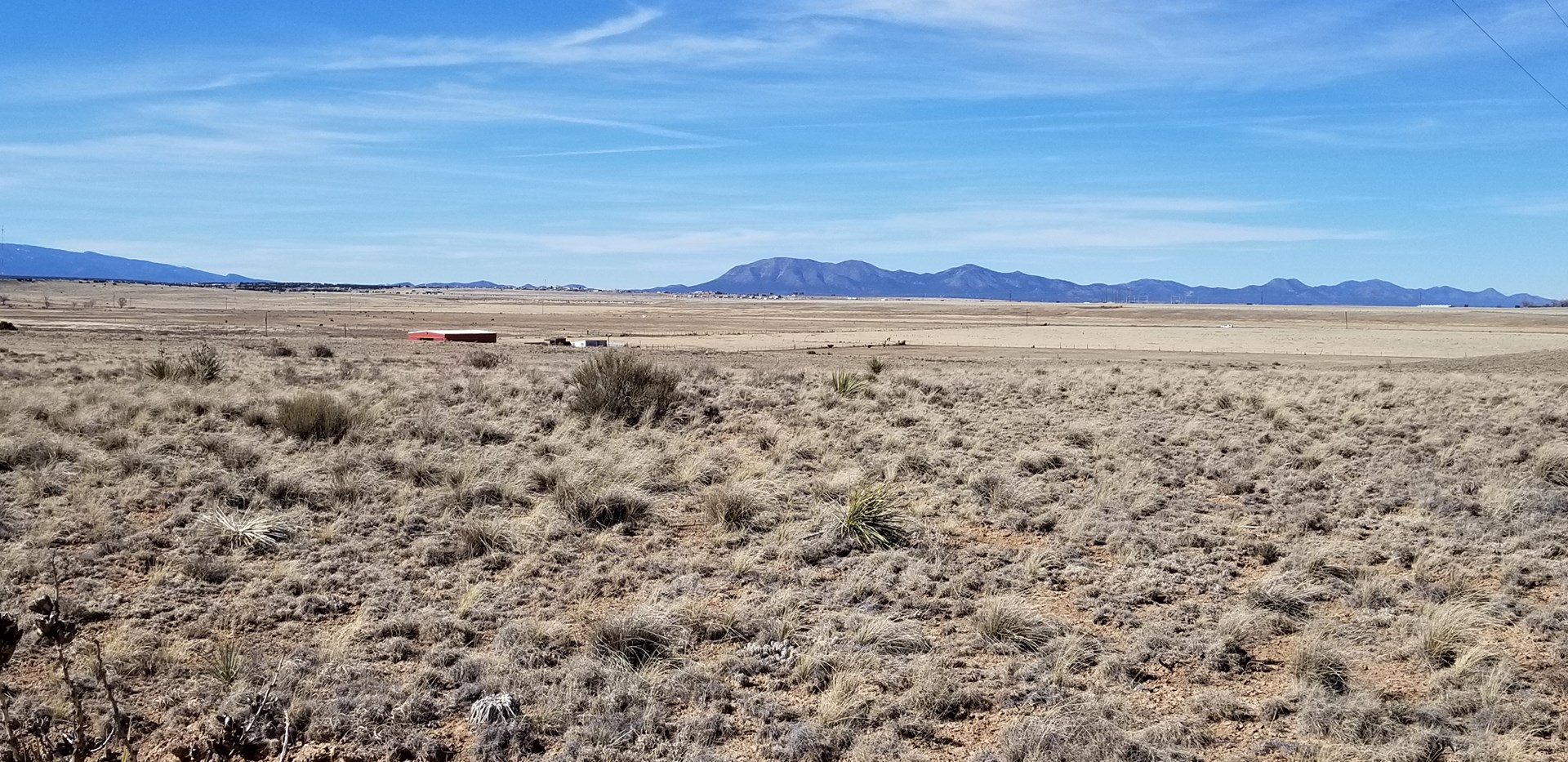 5 Ac Tract For Sale Moriarty NM with Owner Financing