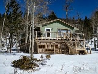 Colorado mountain cabin for sale