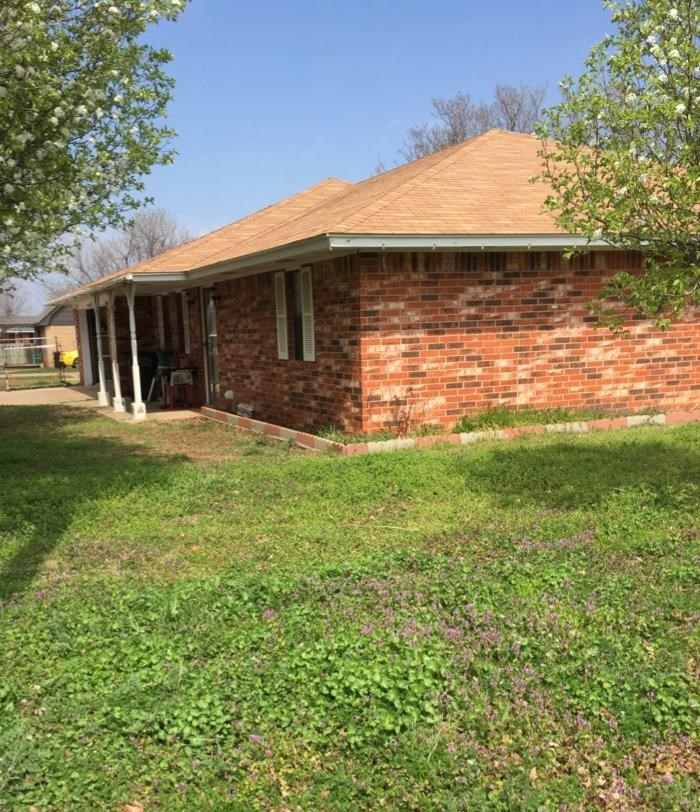 Caddo County Home For Sale Hinton, Oklahoma