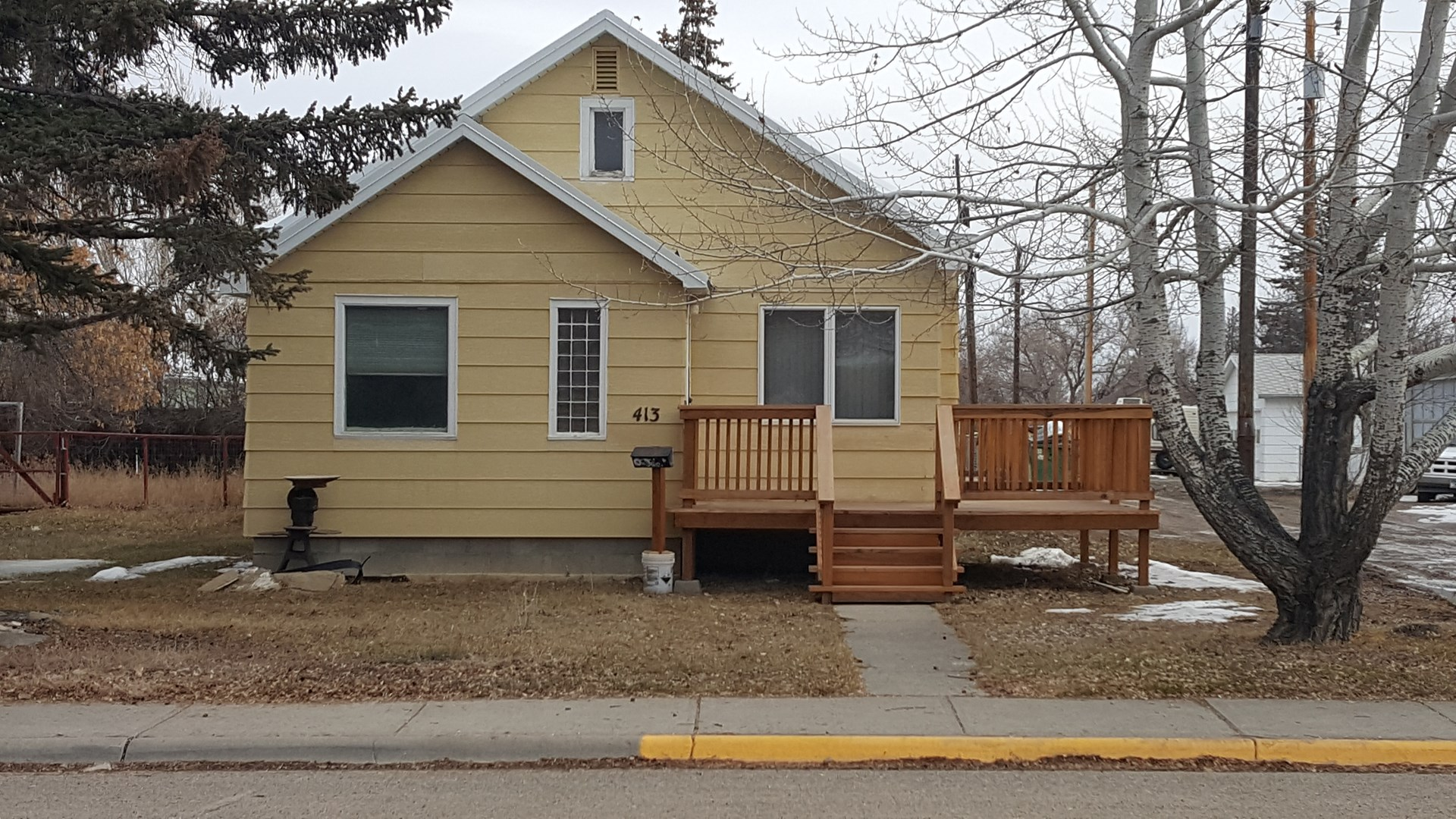 CONRAD, MT / 3 BED / 2 BATH / $120,000