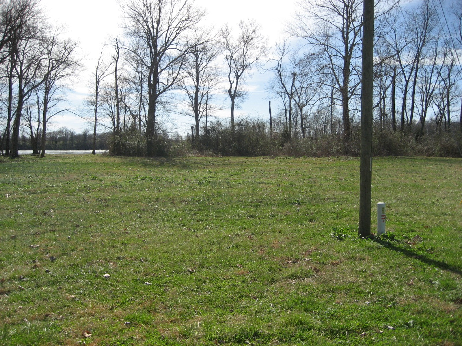 TENNESSEE RIVER FRONT BUILDING LOT FOR SALE