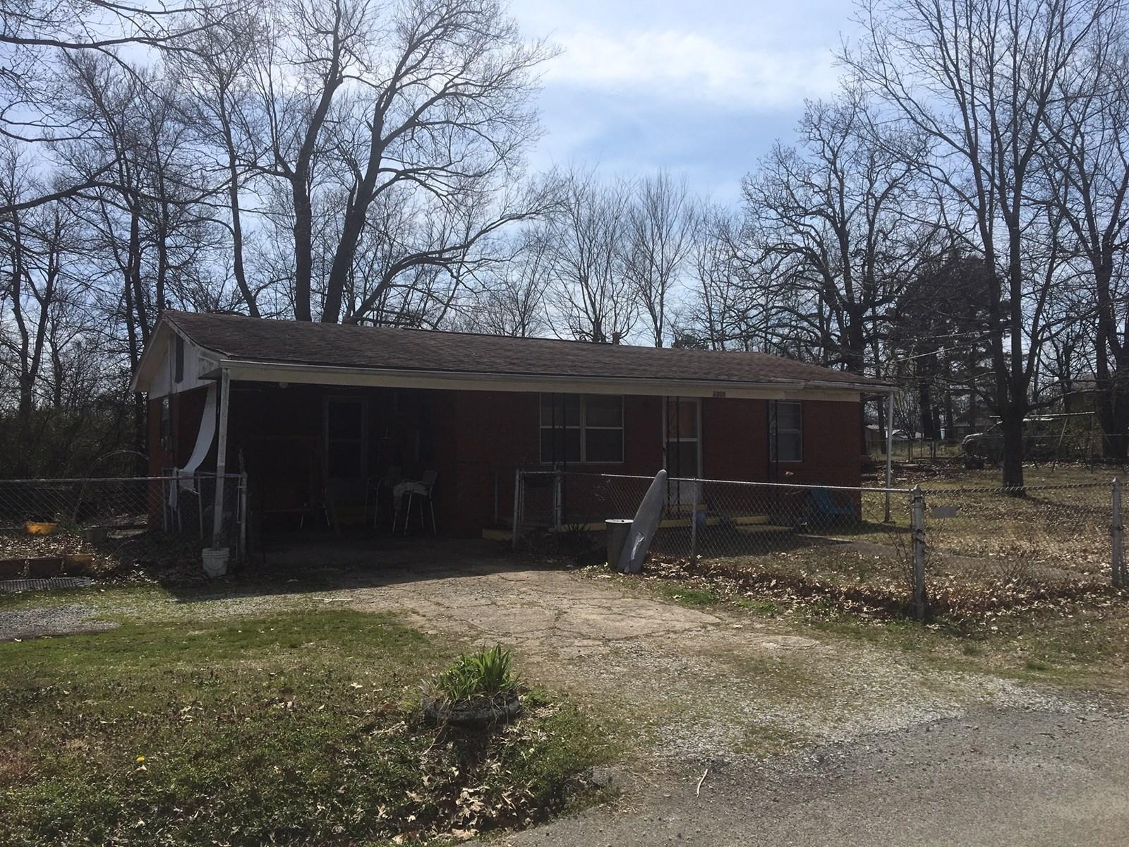 Home in Pocahontas Arkansas