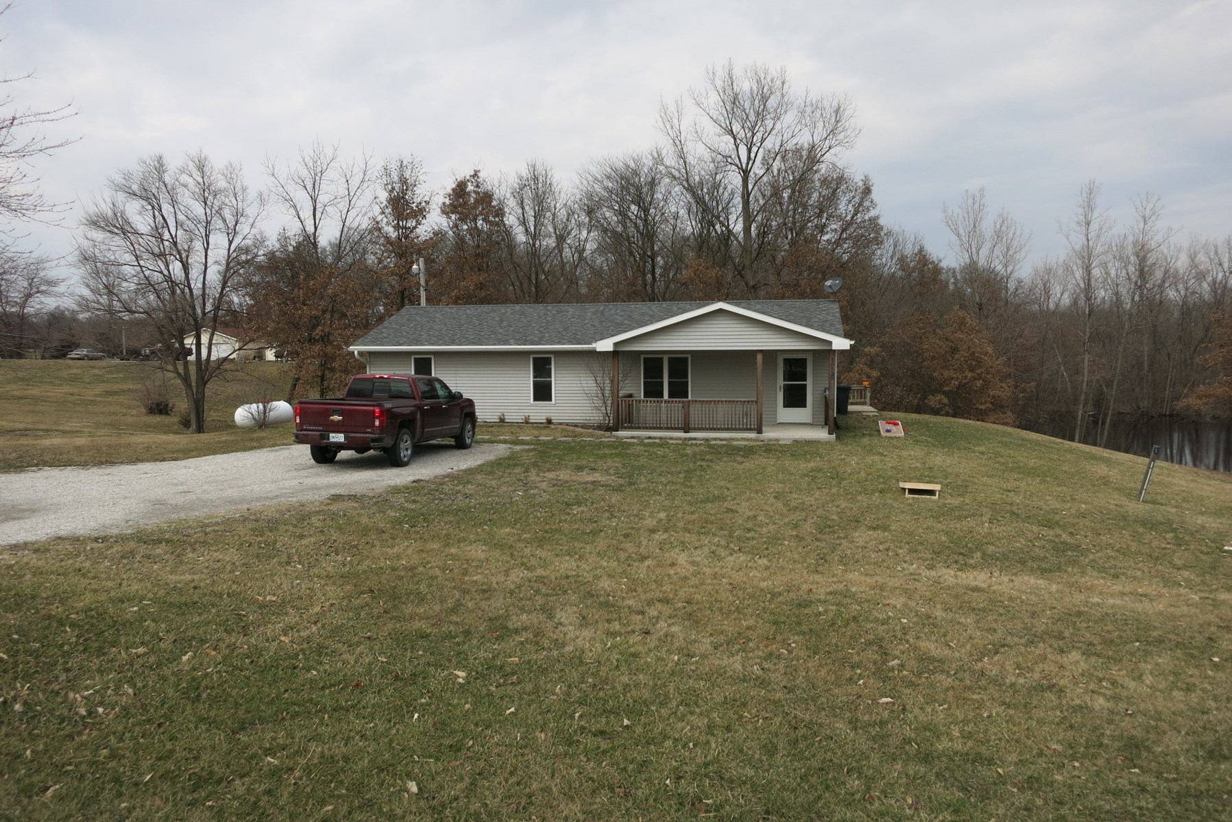 Ranch Home on Small Acreage Close to Bethany MO