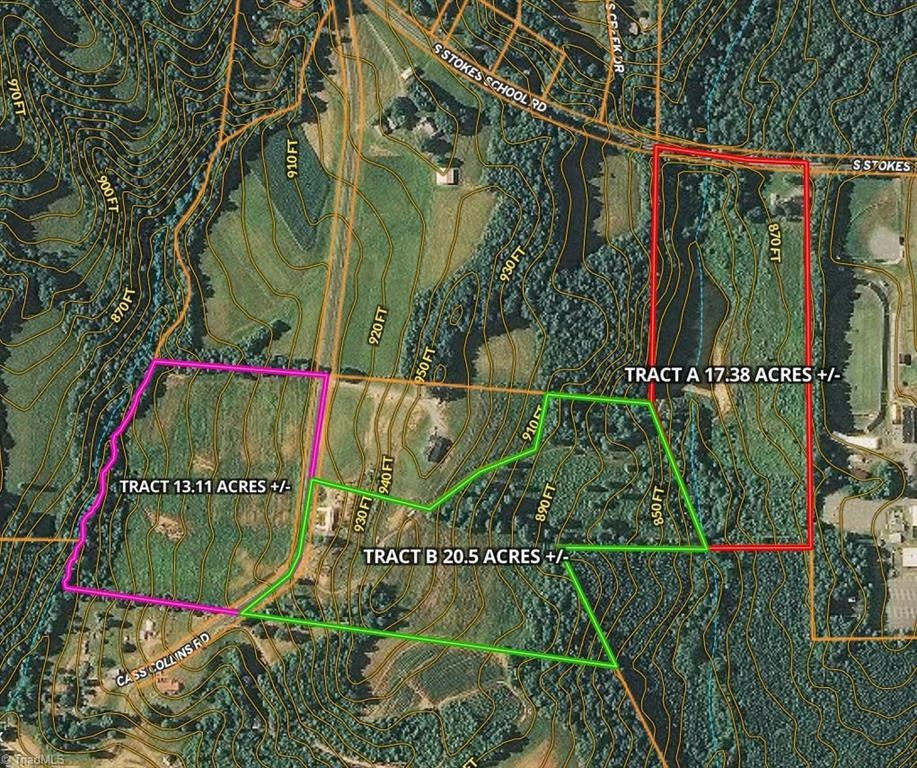 Walnut Cove Land for sale